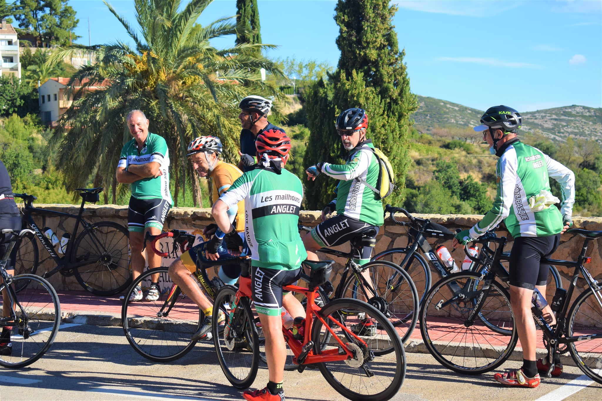 viajes_bici_maestrat_stages_cyclistes_espagne_anglet