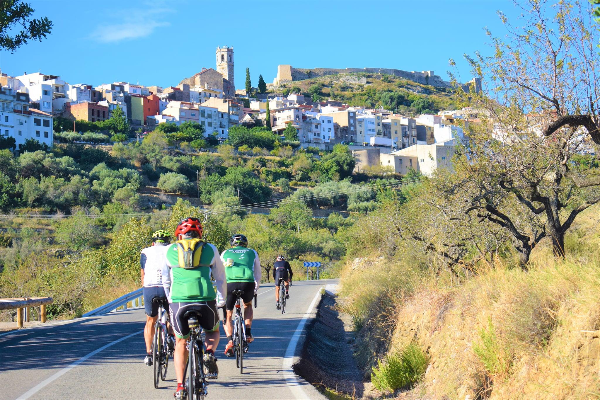 viajes_bici_maestrat_stages_cyclistes_espagne_cervera