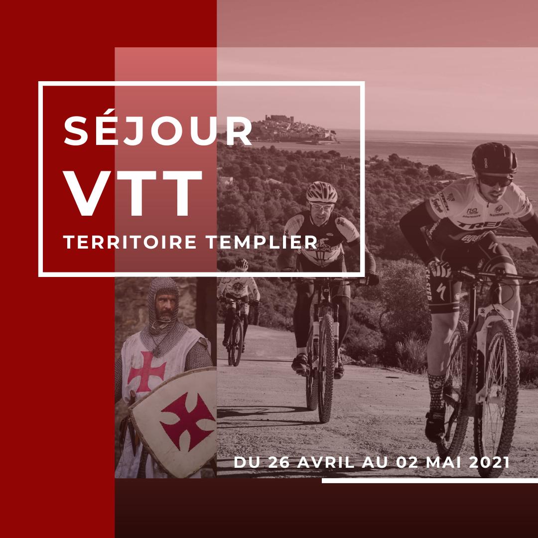 SÉJOUR VTT TERRITOIRE TEMPLIER