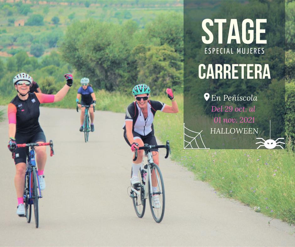 Stage_carretera_especial_mujeres_ciclistas_peñiscola_viajes_bici_maestrat_halloween_bici_campus_femenino